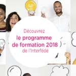 Programme de formation 2018 Interfédé