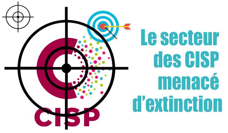 Les CISP menacés d'extinction !