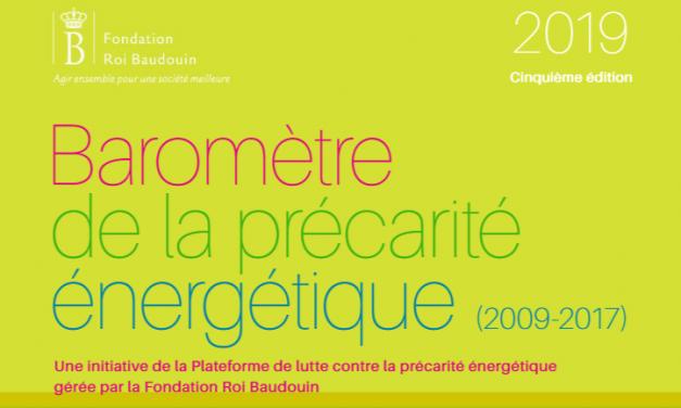 Baromètre de la précarité énergétique 2009-2017