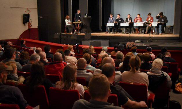 Liège le 30 avril : Rencontre-débat entre les stagiaires et des candidat(e)s aux élections législatives