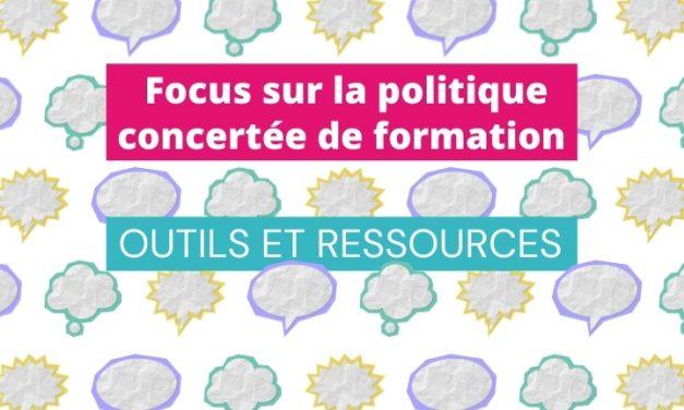 Focus sur la Politique concertée de formation