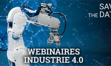 Webinaires Industrie 4.0