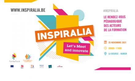 Inspiralia, un événement à ne pas manquer !